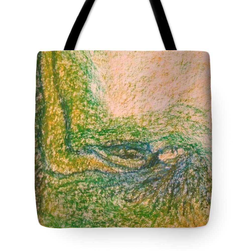Yoga Tote Bag featuring the photograph Art Therapy 159 by Michele Monk