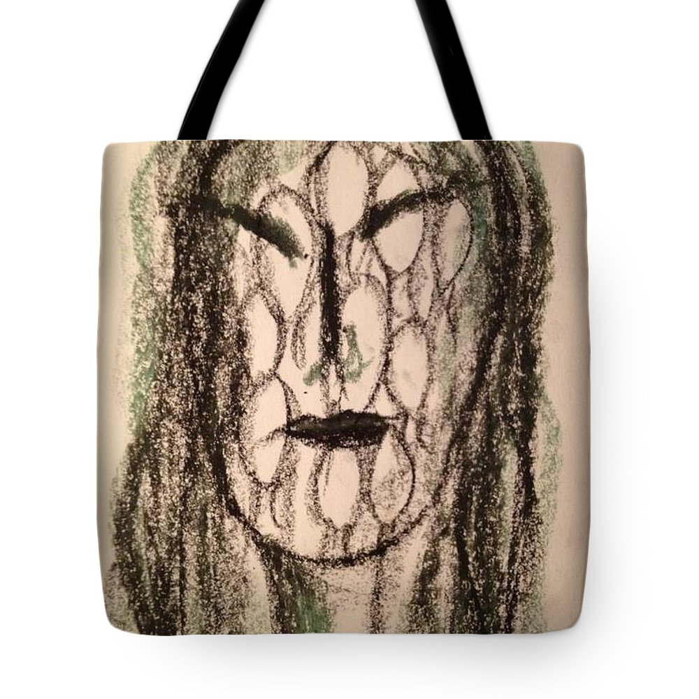 Woman Tote Bag featuring the photograph Art Therapy 162 by Michele Monk