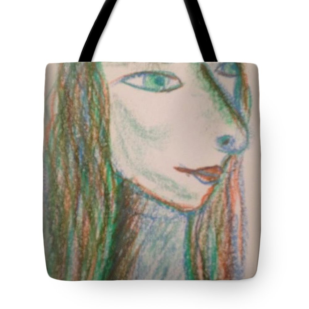 Woman Tote Bag featuring the photograph Art Therapy 192 by Michele Monk