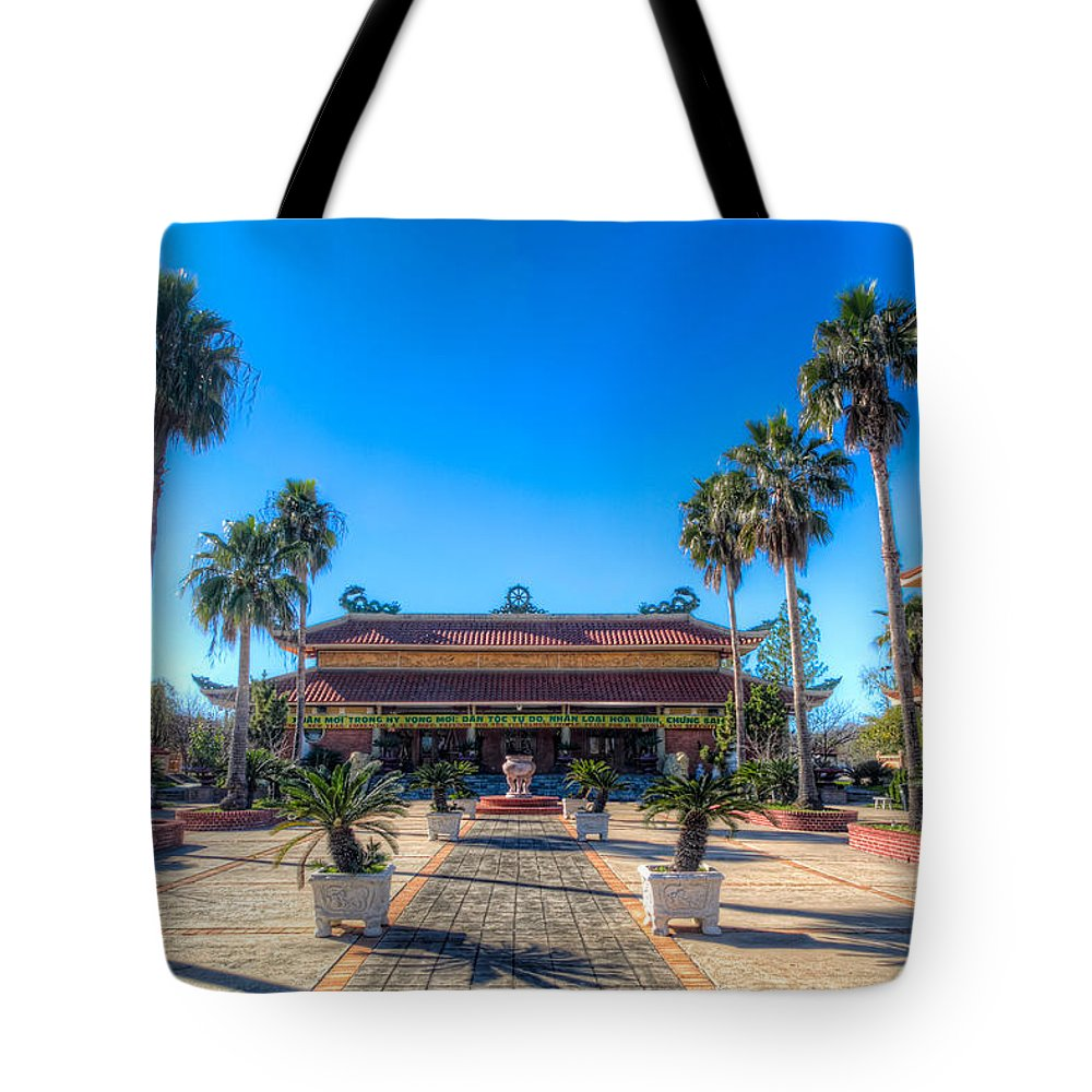 Vietnamese Tote Bag featuring the photograph Asia In America by Tim Stanley