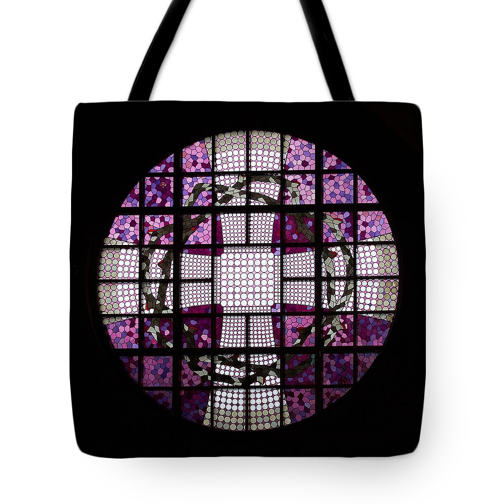 Finland Tote Bag featuring the photograph At The Cathedral Of Tampere by Jouko Lehto