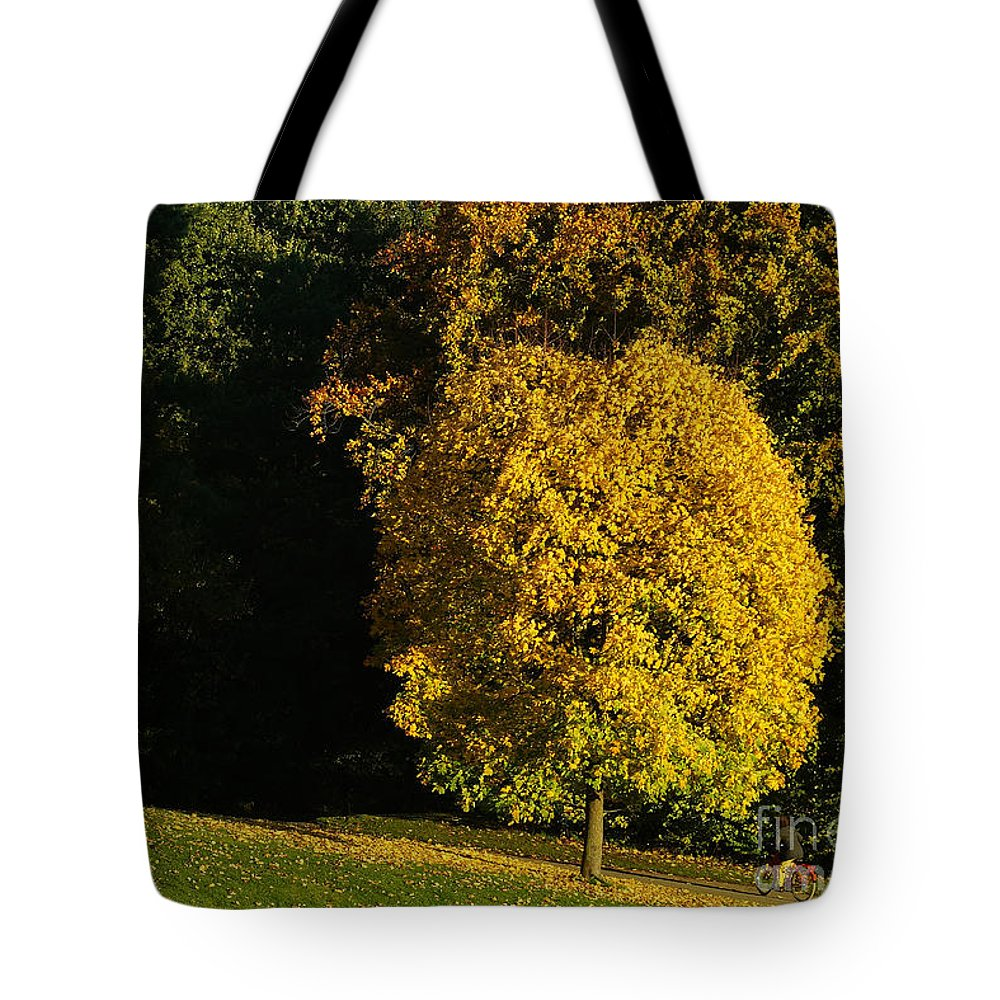 Nature Tote Bag featuring the photograph Autumn Colors 7 by Rudi Prott