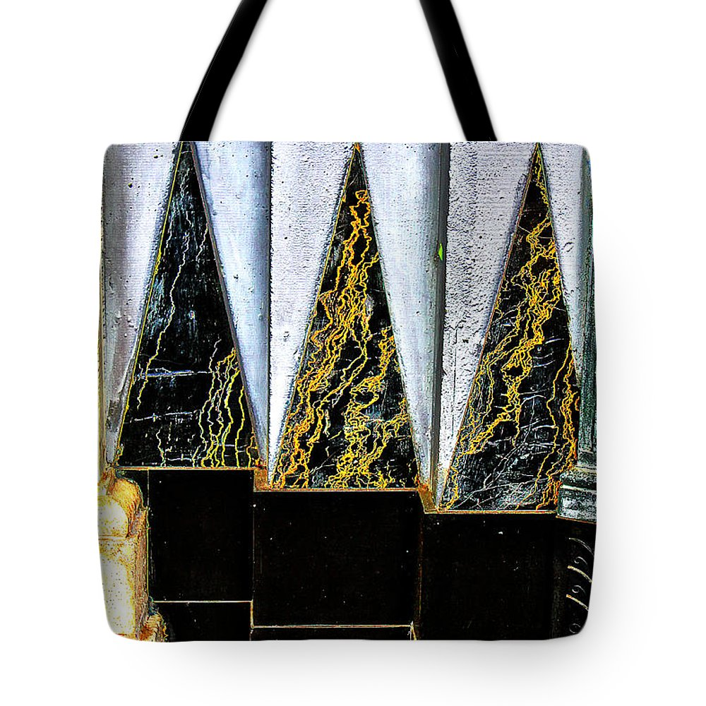 Avalon Tote Bag featuring the photograph Avalon Casino by Stefan H Unger