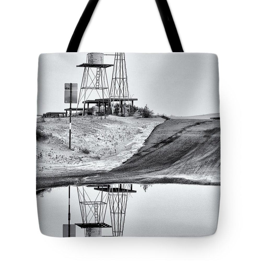 Agriculture Tote Bag featuring the photograph Balance by Melany Sarafis