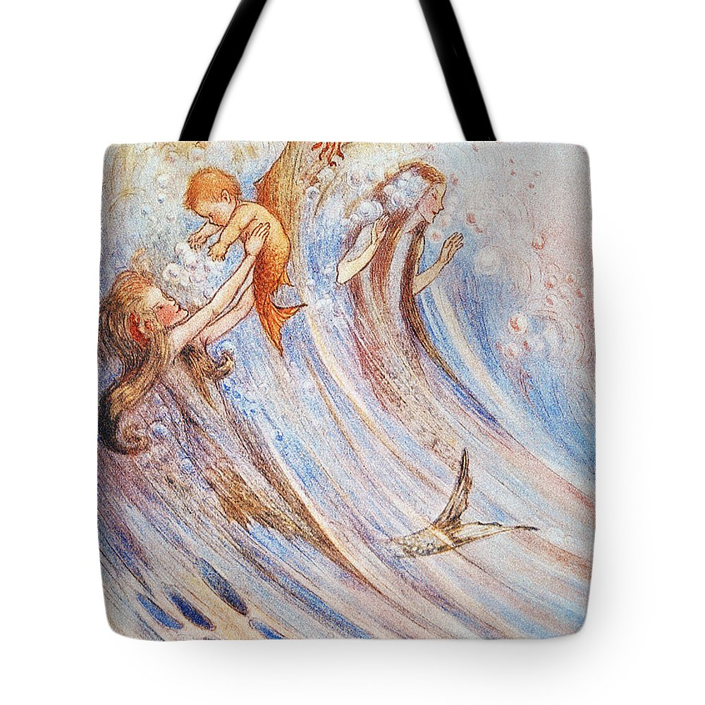 20th Century Tote Bag featuring the photograph Barrie: Peter Pan by Granger