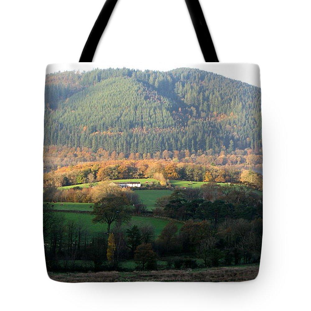 Lake Bassenthwaite Tote Bag featuring the photograph Bassenthwaite by Maria Joy