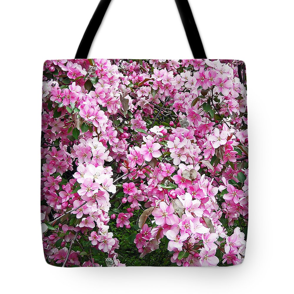 Tree Tote Bag featuring the photograph Beautiful Blossoms by Aimee L Maher ALM GALLERY