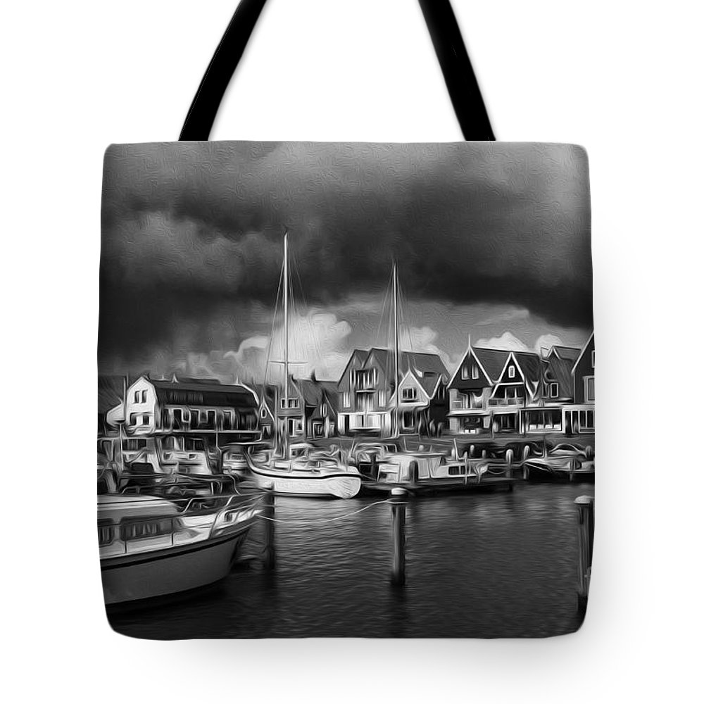 Volendam Tote Bag featuring the photograph Beauty Of Holland 1 by Bob Christopher