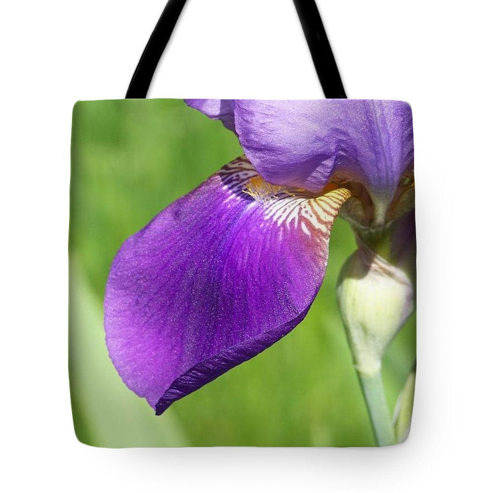 Flowers Tote Bag featuring the photograph Beauty Within by Michele Nelson