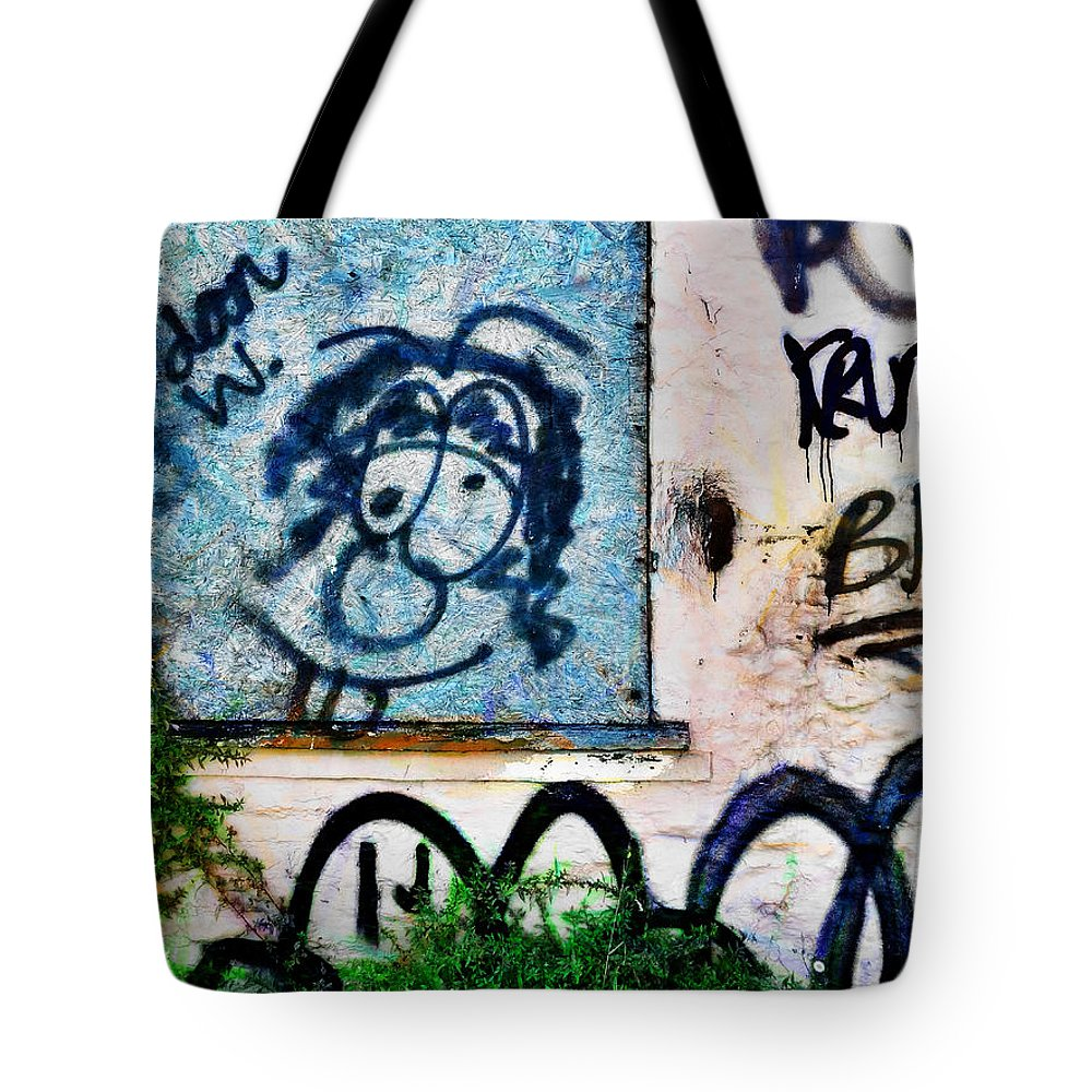 Margate Tote Bag featuring the photograph Bedazzled And Bejazzled by Steve Taylor