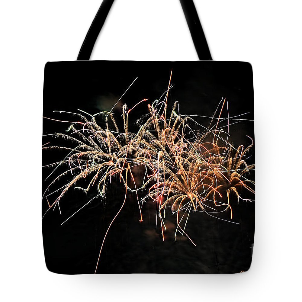 Photography Tote Bag featuring the photograph Bee Works by Susan Smith