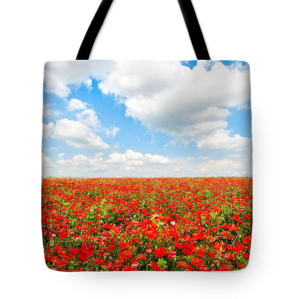 Agriculture Tote Bag featuring the photograph Bella Italia by JR Photography