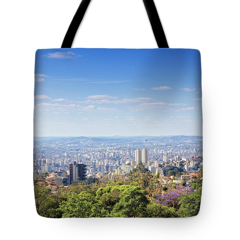 Tranquility Tote Bag featuring the photograph Belo Horizonte by Antonello