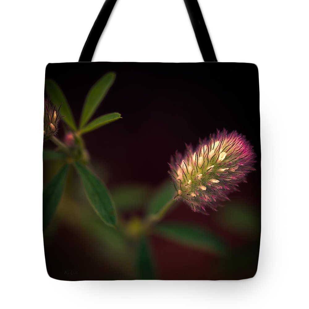 Flower Tote Bag featuring the photograph Below The Flower Line by Bob Orsillo