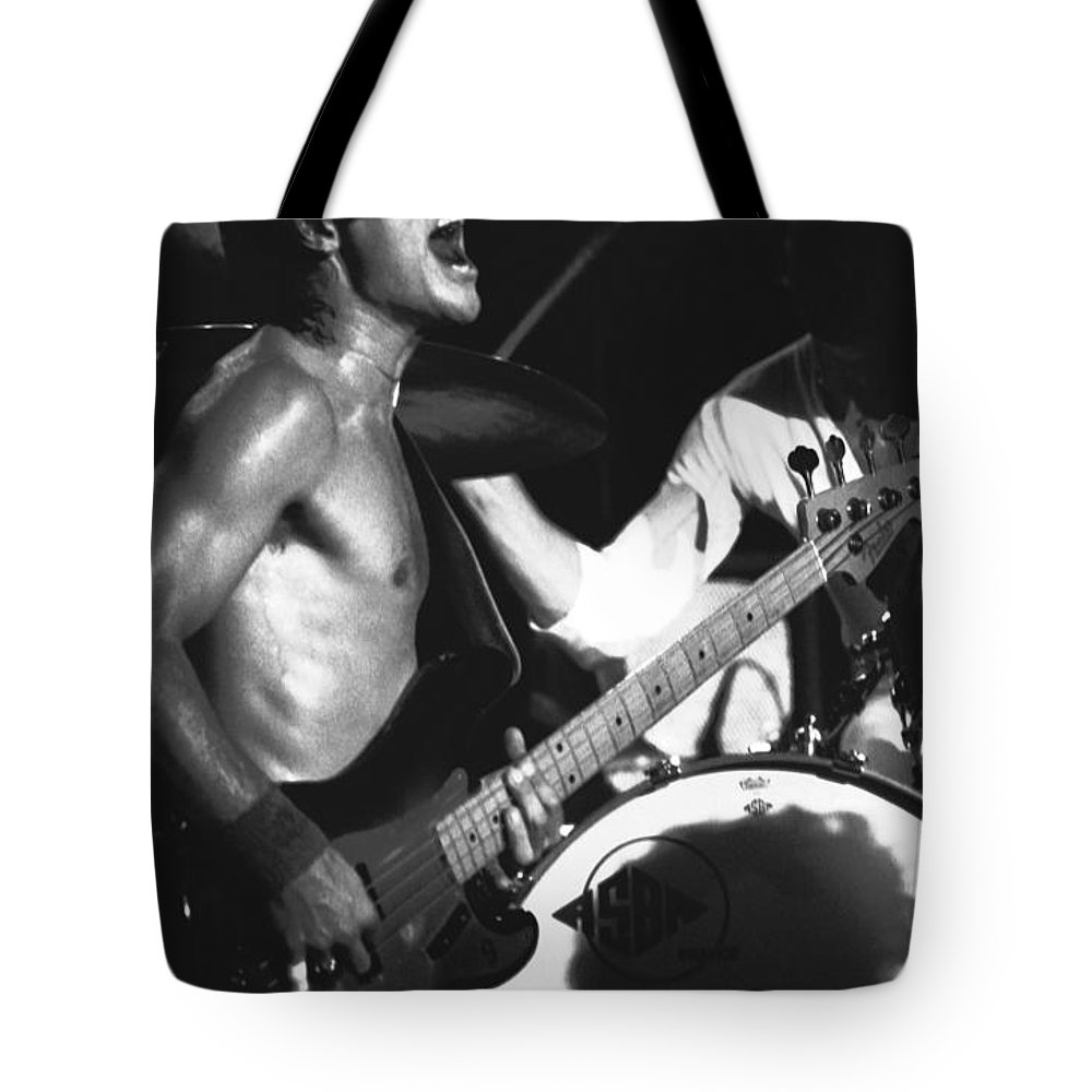 Bill Church Tote Bag featuring the photograph Church In Action 1978 by Ben Upham