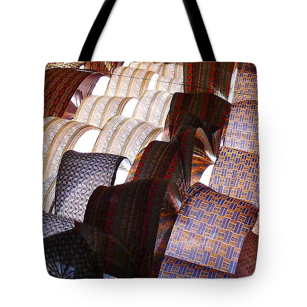 Billow Tote Bag featuring the photograph Billowing by Denise Mazzocco