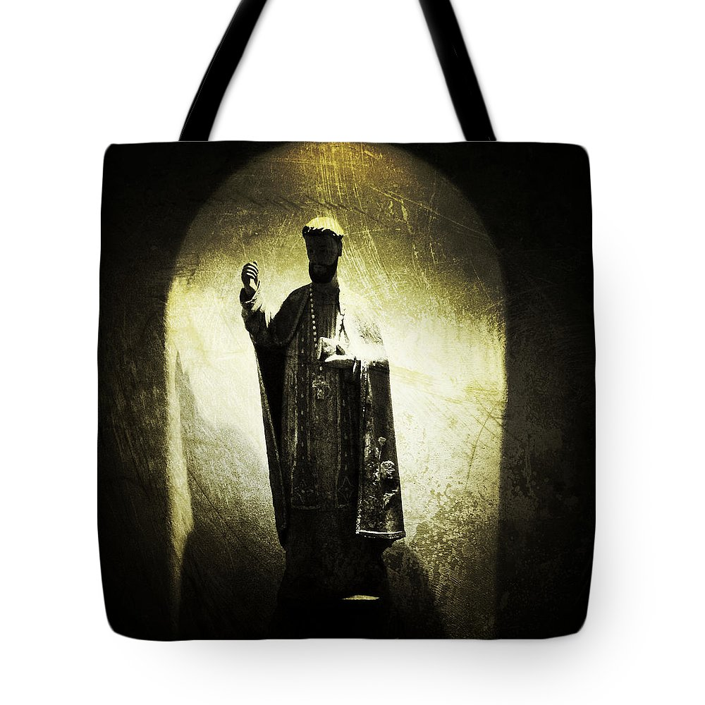 Prayer Tote Bag featuring the photograph Blessing by Natasha Marco