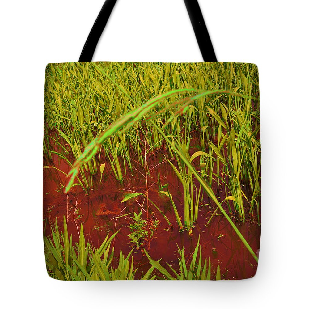 Battle Of New Orleans Tote Bag featuring the digital art Bloody Battle Of New Orleans 3 by Alys Caviness-Gober