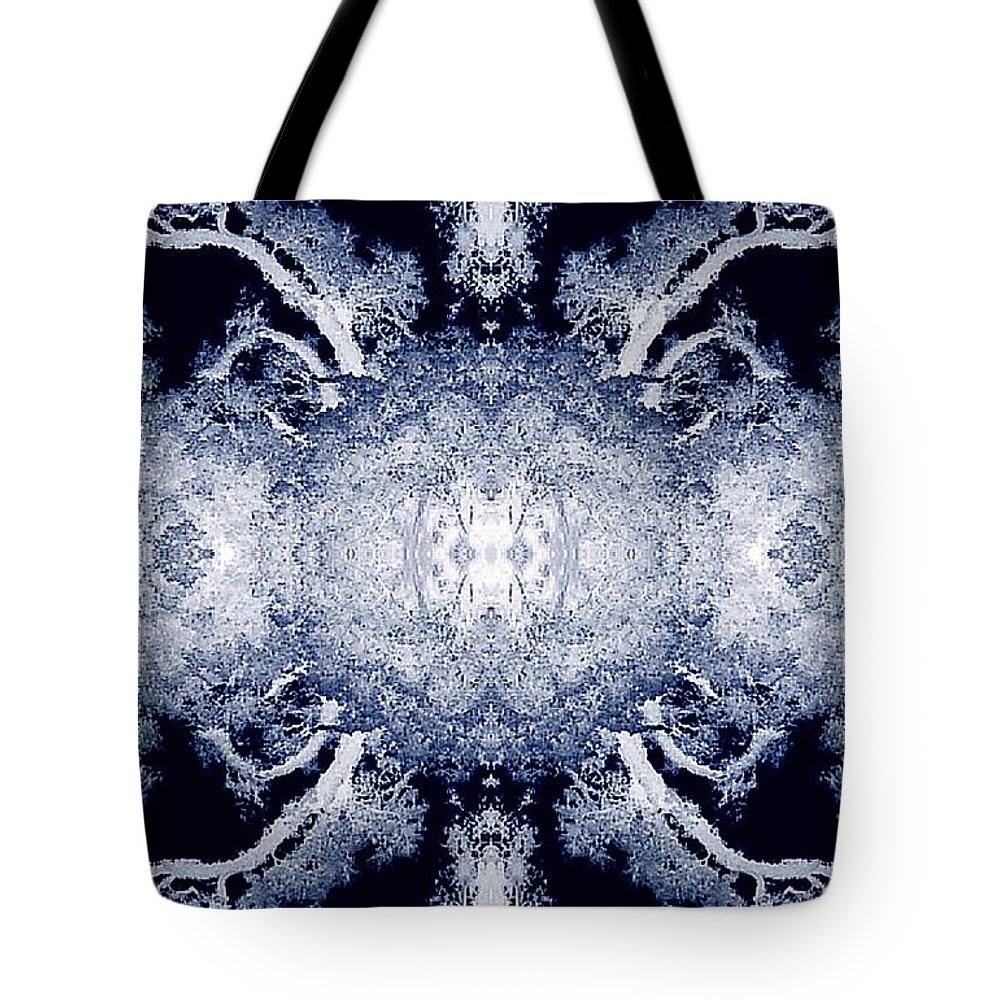 Digital Art Tote Bag featuring the photograph Blossom And Bloom 4 by Tina Vaughn