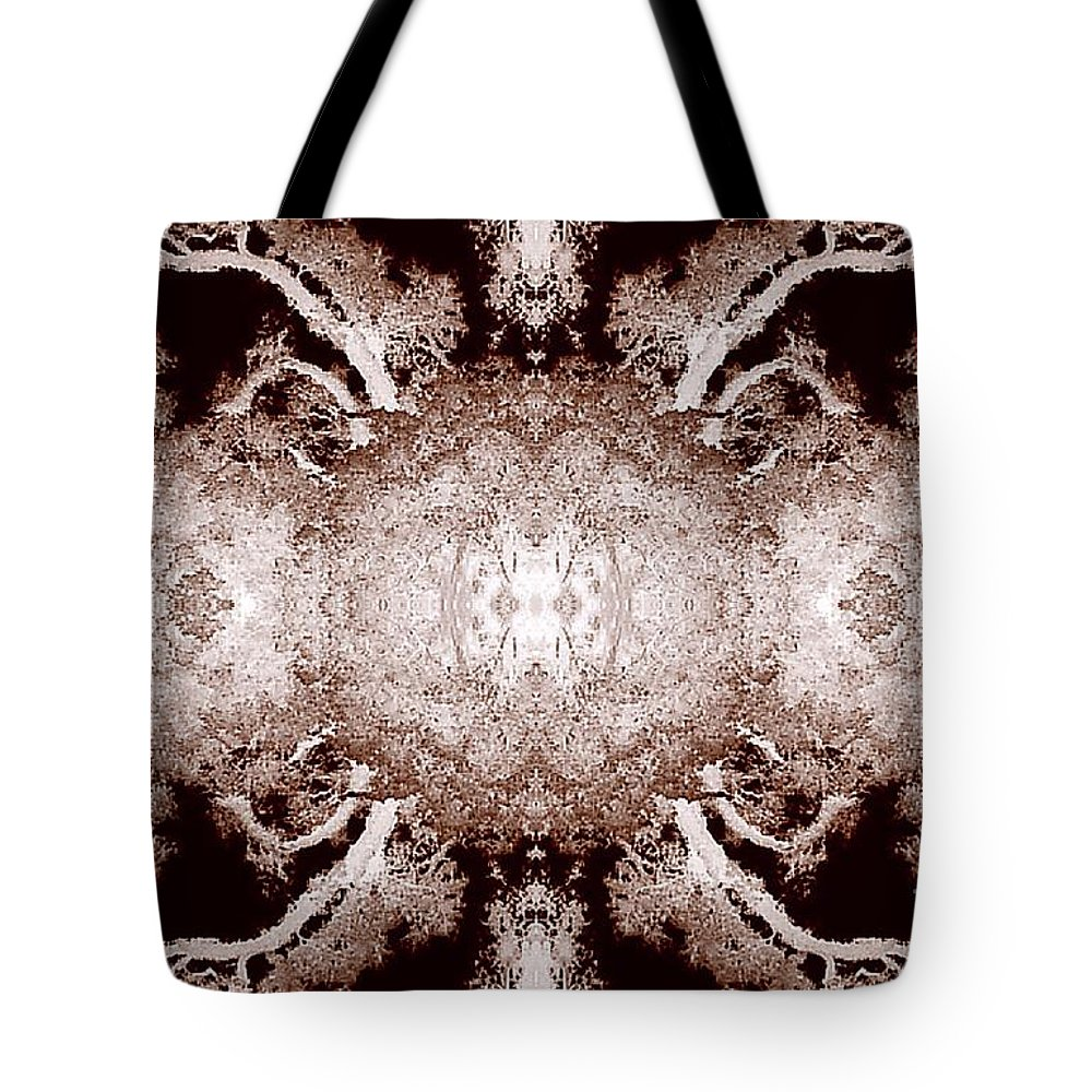 Digital Art Tote Bag featuring the photograph Blossom And Bloom 5 by Tina Vaughn