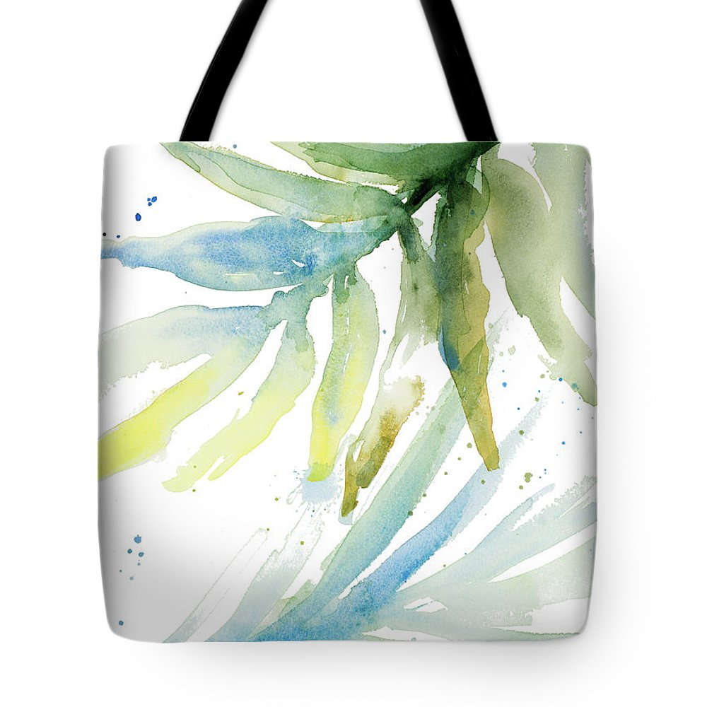 Fronds Tote Bags