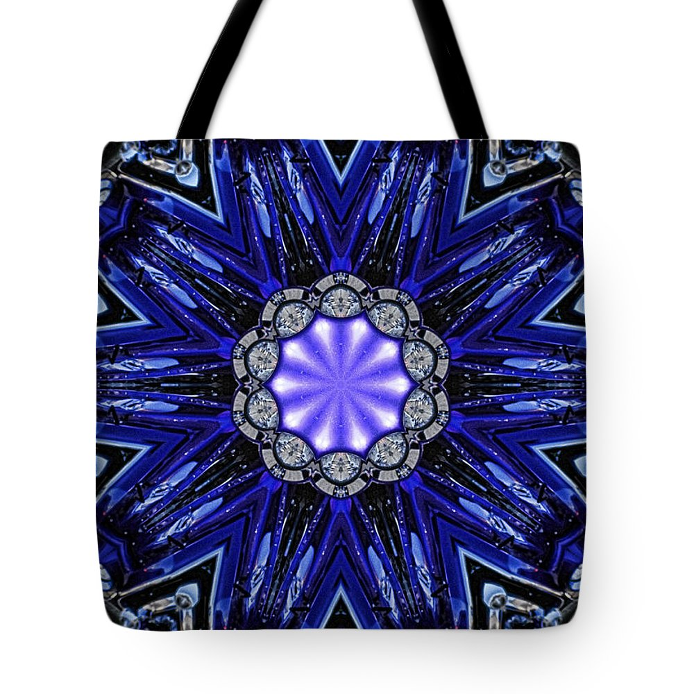 Victor Montgomery Tote Bag featuring the photograph Blue Haven by Victor Montgomery