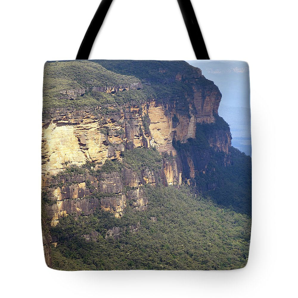 Australia Tote Bag featuring the photograph Blue Mountains Australia by Tim Hester