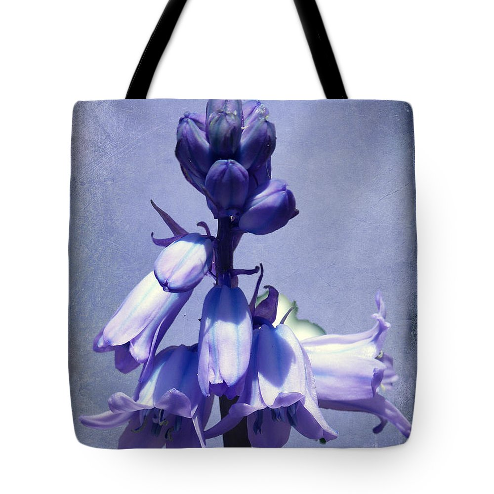Bluebell Tote Bag featuring the photograph Bluebell by Lynn Bolt