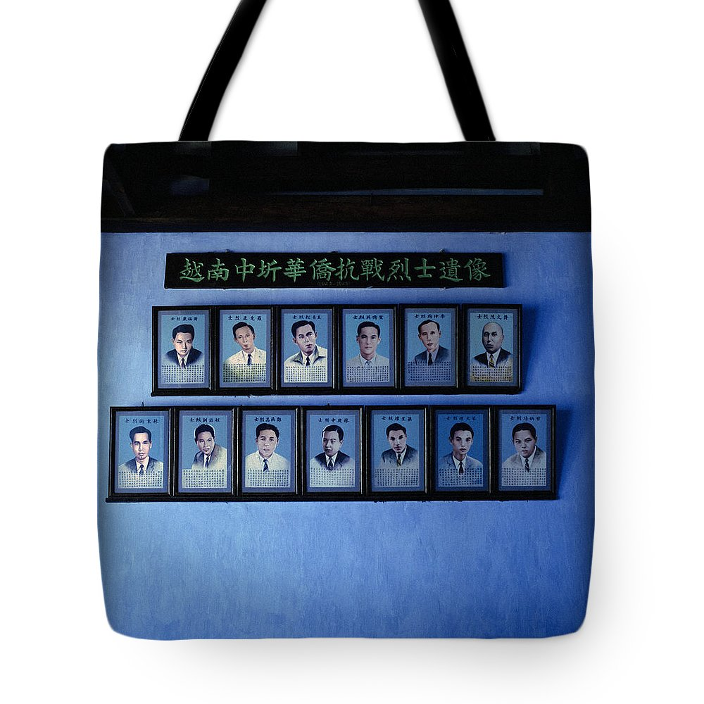 Board Of Directors Tote Bag featuring the photograph Board Of Directors by Shaun Higson