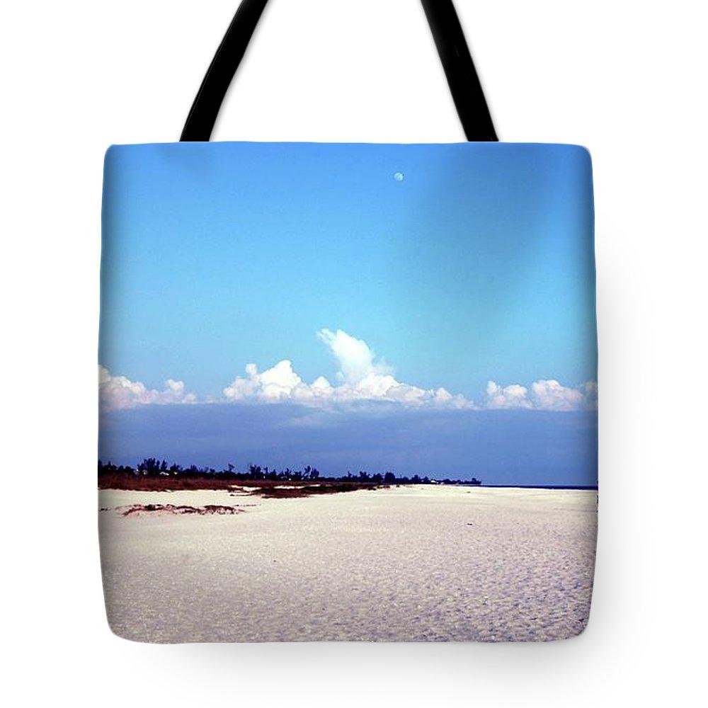 Bowman's Beach Tote Bag featuring the photograph Bowman's Beach by Kathleen Struckle