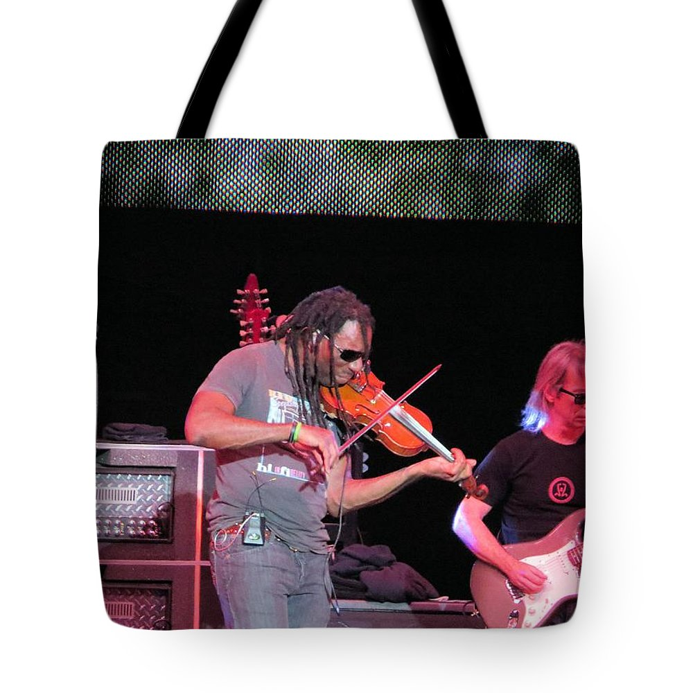 Boydtensley Tote Bag featuring the photograph Boyd Rockin by Aaron Martens