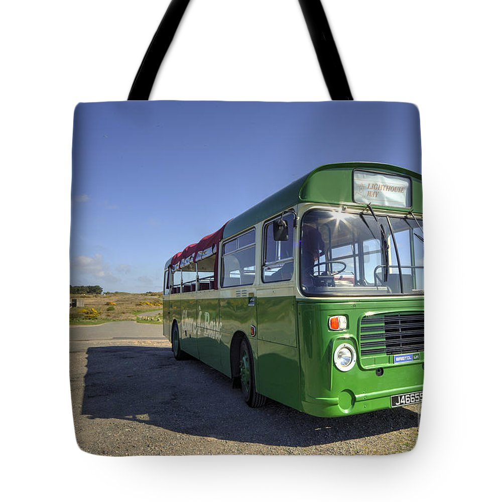Bristol Tote Bag featuring the photograph Bristol Lh by Rob Hawkins