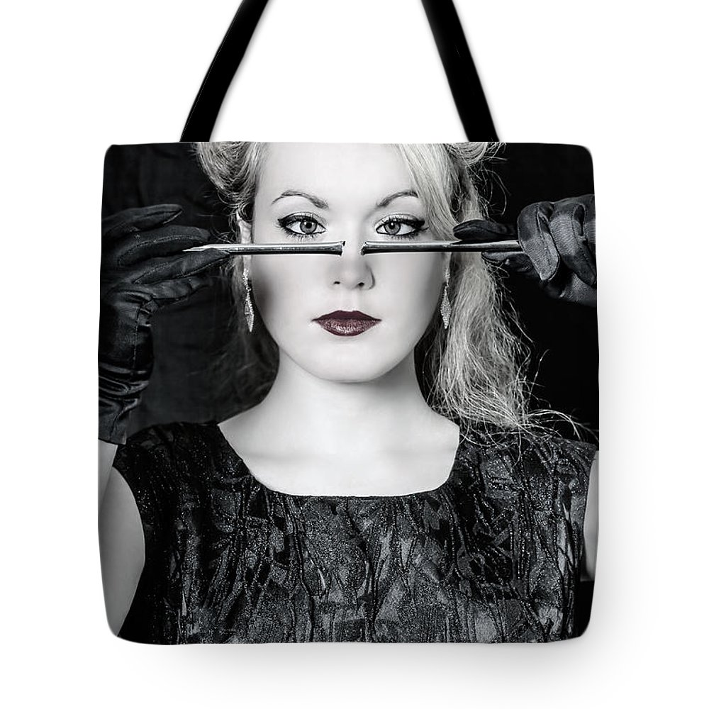 Woman Tote Bag featuring the photograph Broken by Joana Kruse