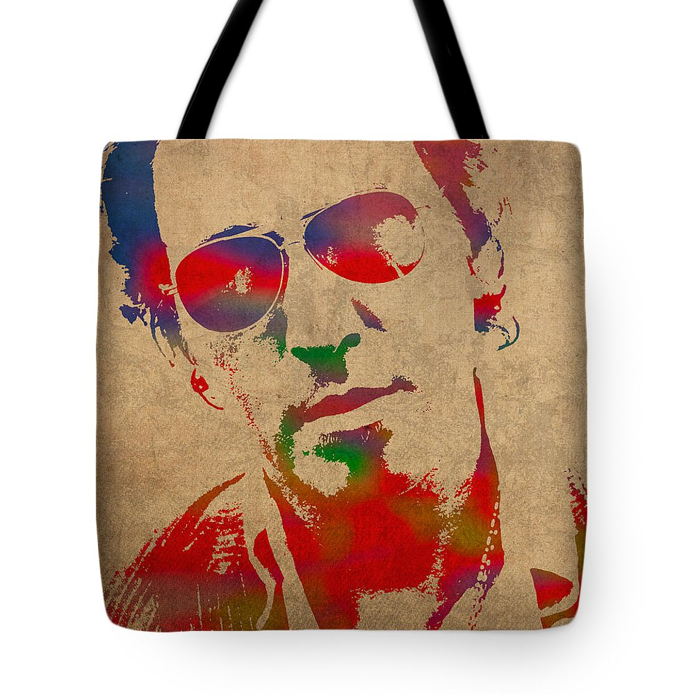 Bruce Springsteen Tote Bags