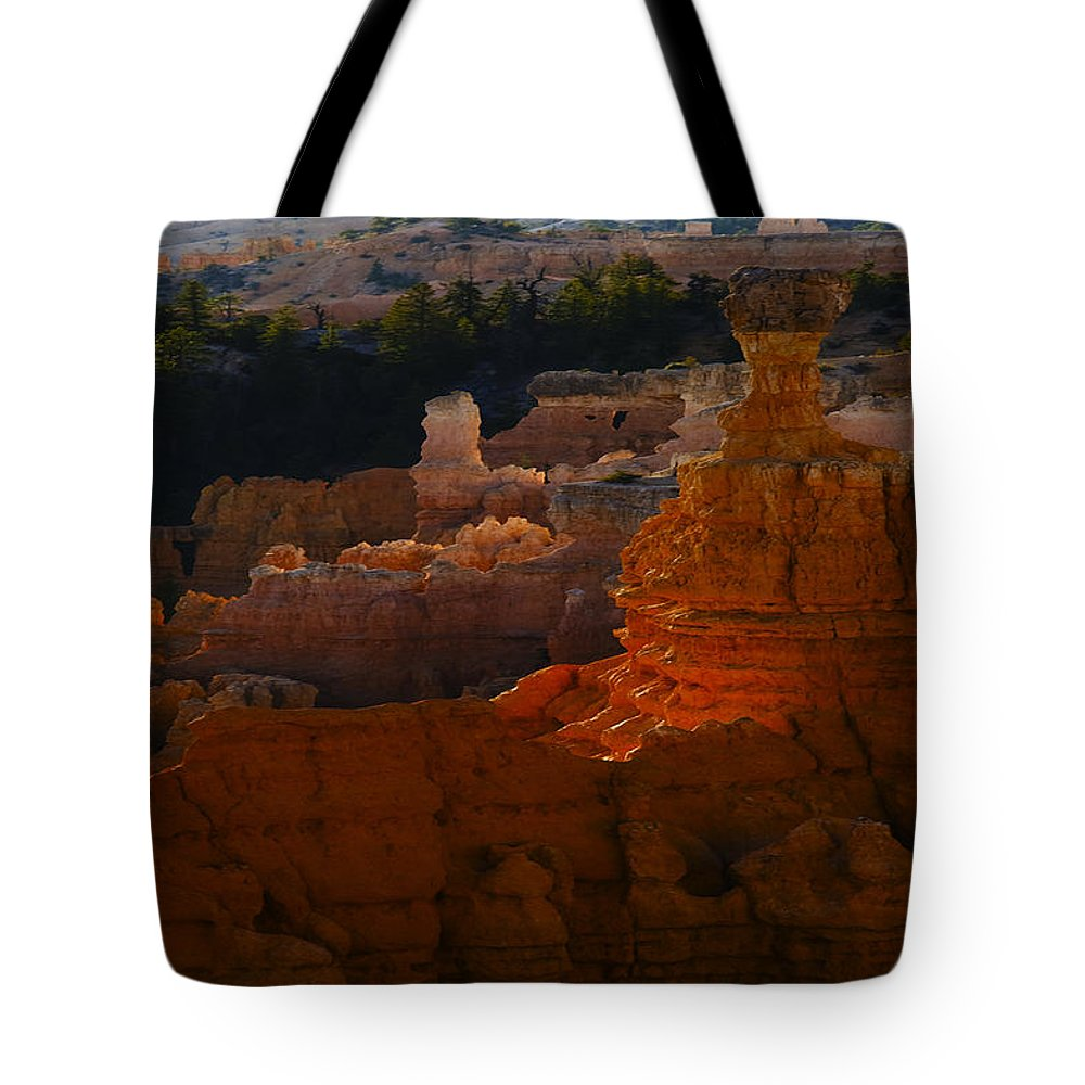 Bryce Tote Bag featuring the photograph Bryce 41 by Ingrid Smith-Johnsen