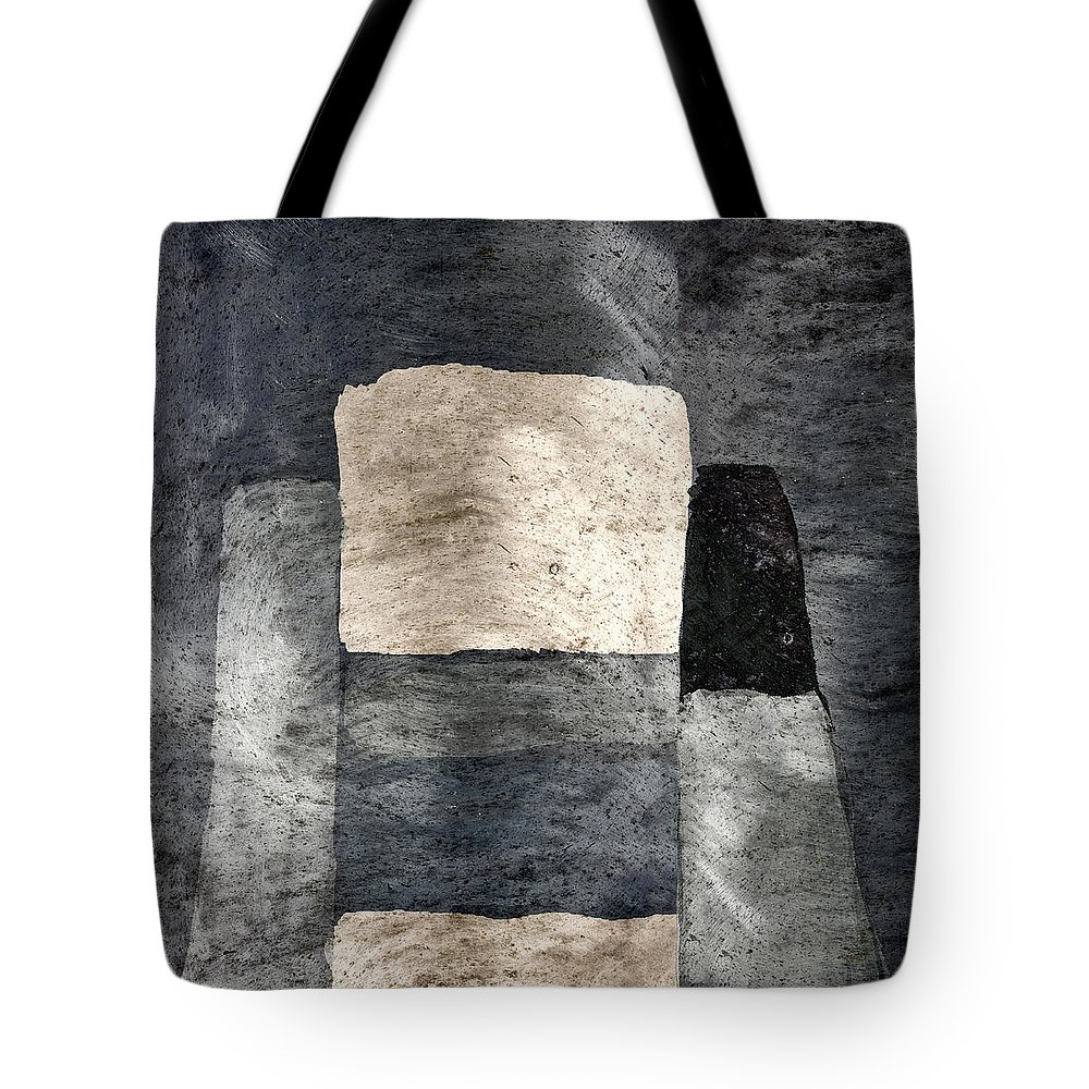 Building Tote Bag featuring the photograph Building Blocks by Carol Leigh