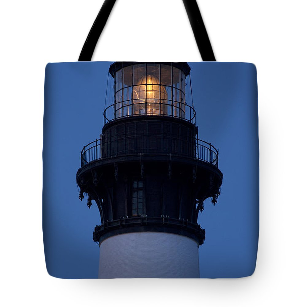 Bodie Tote Bag featuring the photograph Burning The Midnight Oil by Kelvin Booker