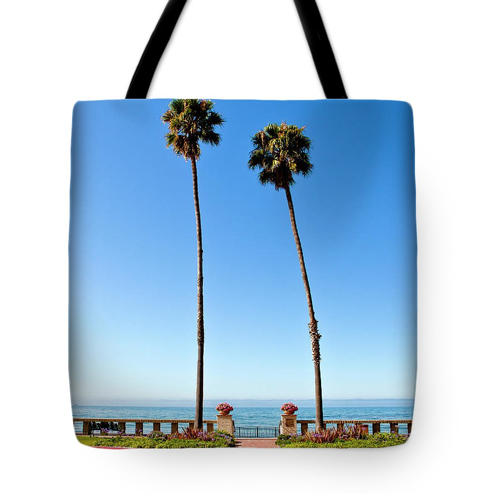 Tranquility Tote Bag featuring the photograph Butterfly Beach, Santa Barbara by Geri Lavrov