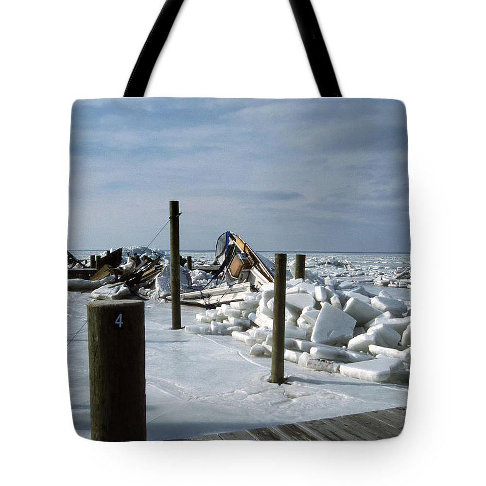 Scenic Tours Tote Bag featuring the photograph Call The Insurance Company by Skip Willits