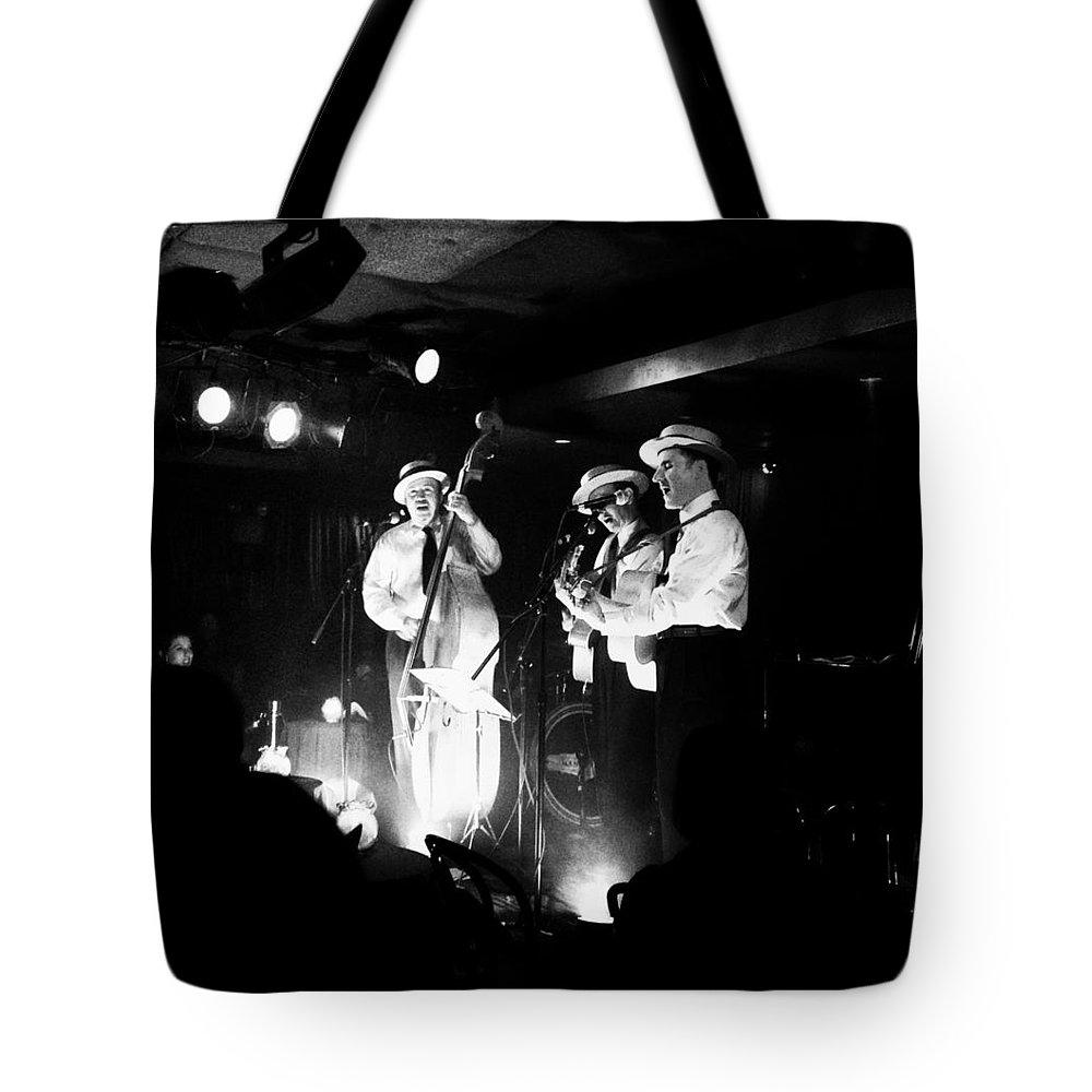 Sleep No More Tote Bag featuring the photograph Carnival Des Corbeaux by Natasha Marco