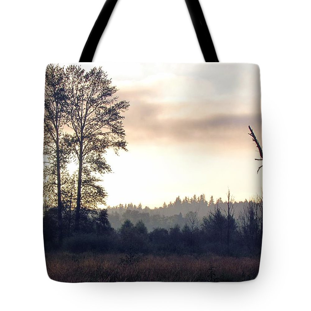 Nature Tote Bag featuring the photograph Carpe Diem by I'ina Van Lawick