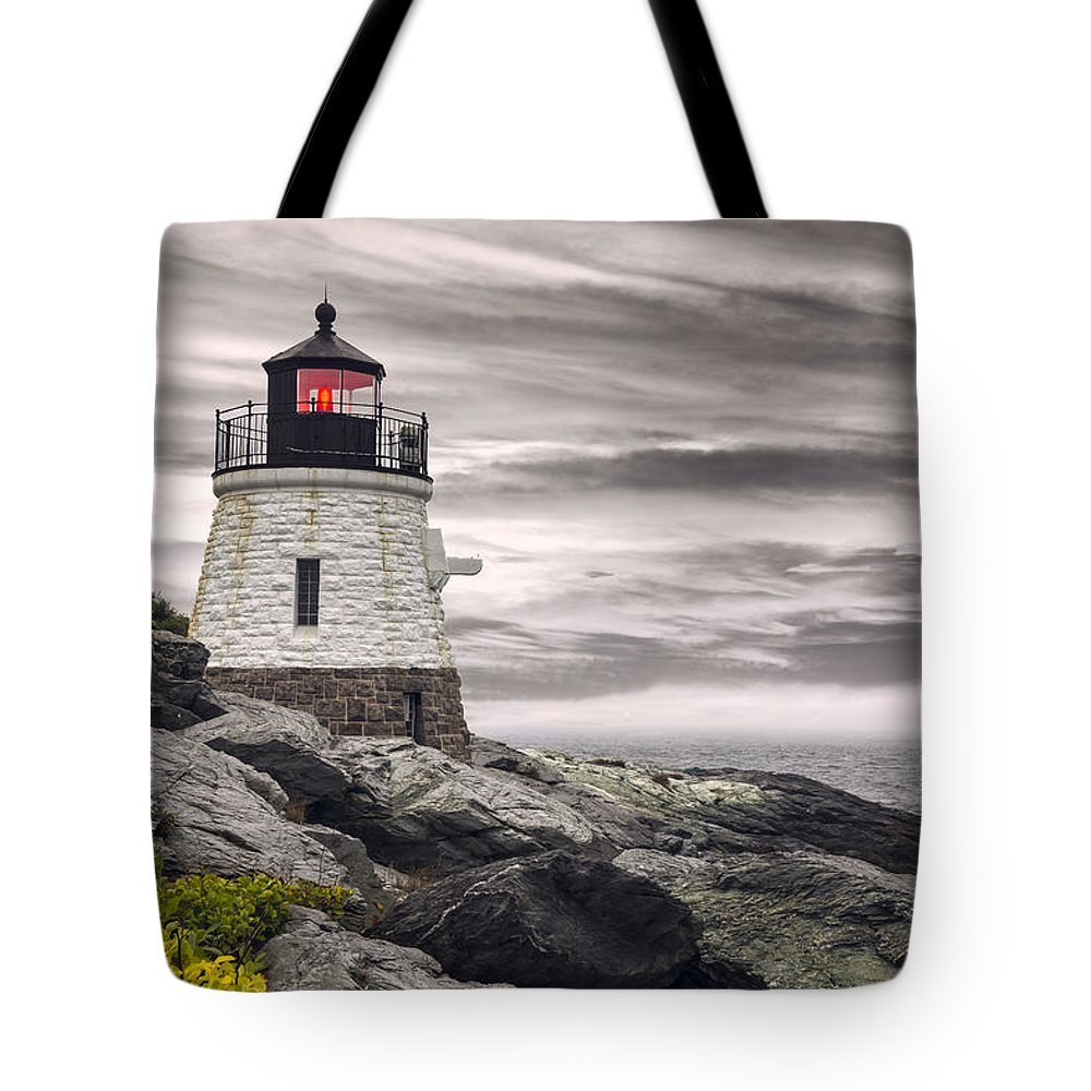 America Tote Bag featuring the photograph Castle Hill by Eduard Moldoveanu