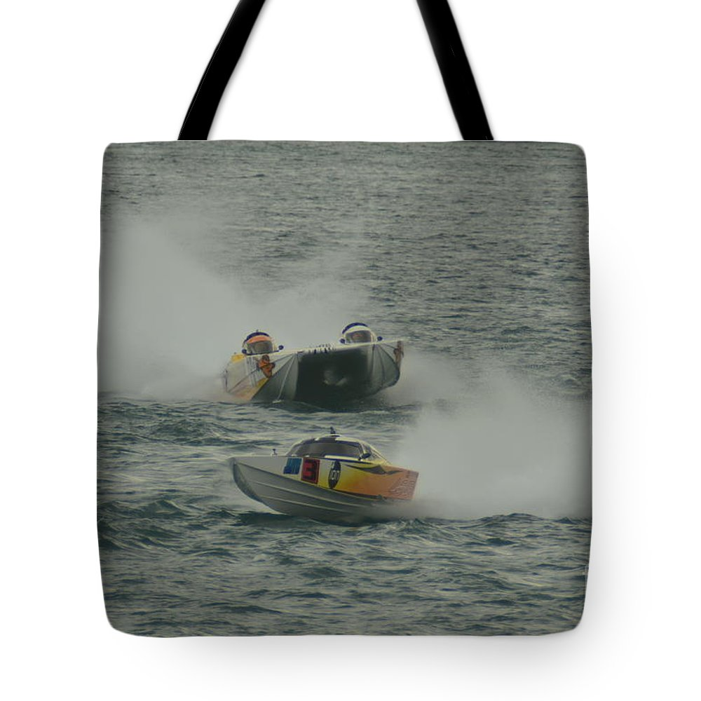 Cat Man Do Tote Bag featuring the photograph Cat Can Do  Can Do by Randy J Heath