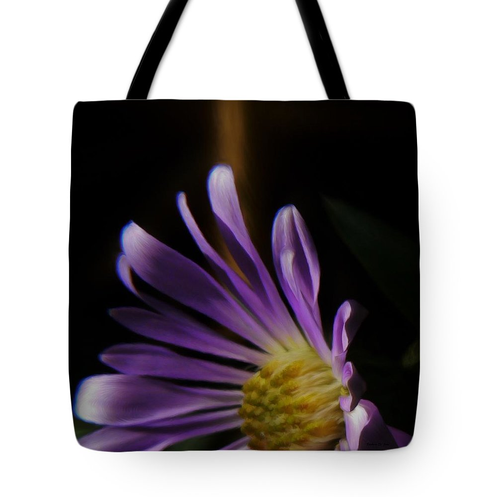 Catching The Sun's Rays Tote Bag featuring the photograph Catching The Sun's Rays by Barbara St Jean