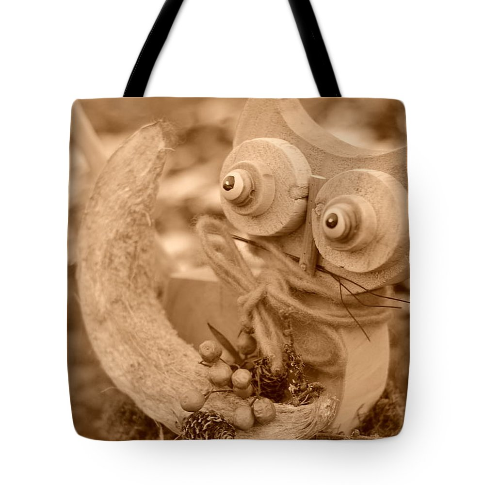 Cat Tote Bag featuring the photograph Cats Eyes by Miguel Winterpacht