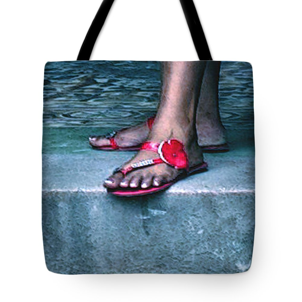 Tote Bag featuring the photograph Challenge 15 - Number 3 by Rory Sagner