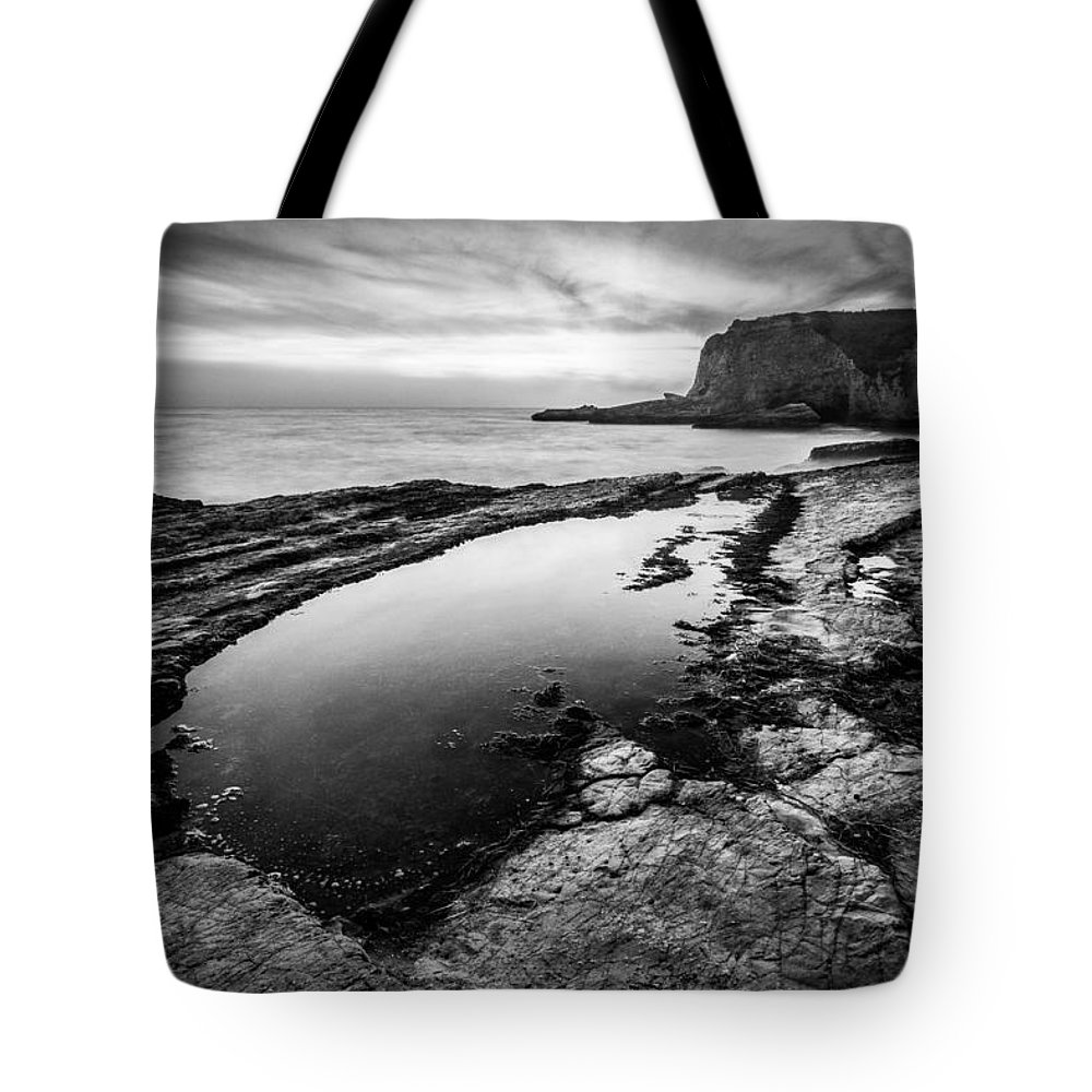 Panther Beach Tote Bag featuring the photograph Changing Tides by Dayne Reast