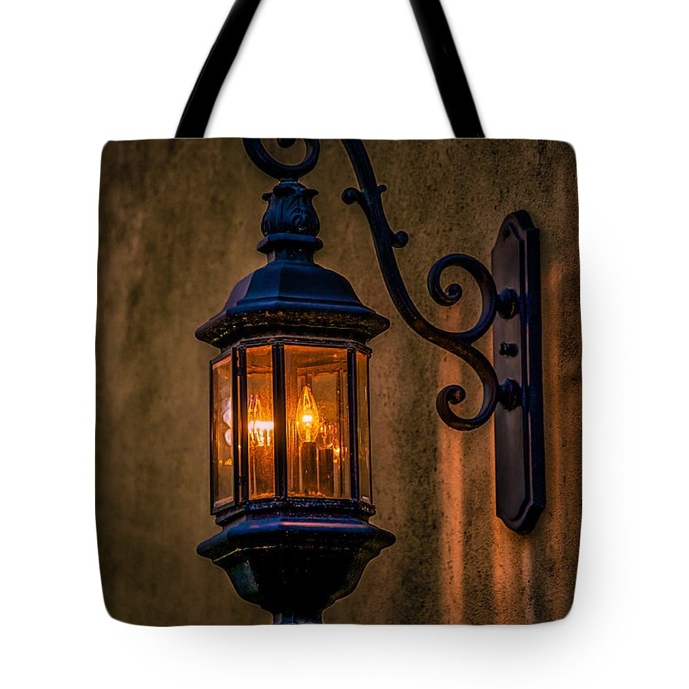 Charlesston Tote Bag featuring the photograph Charleston Light by David Kay
