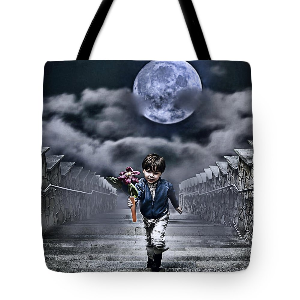 Allegory Tote Bags