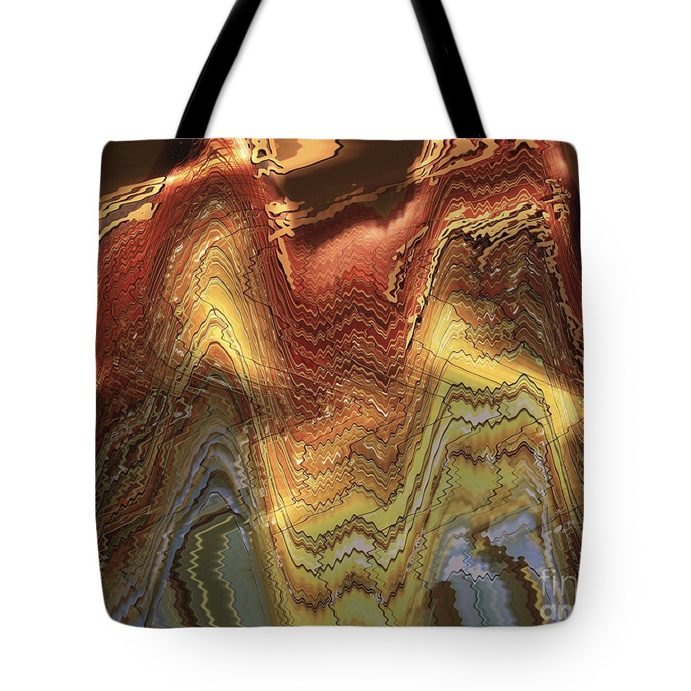 Abstract Tote Bag featuring the photograph Chinese Opera Abstract by Carol Groenen